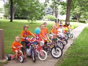 Kids Bike Parade 4